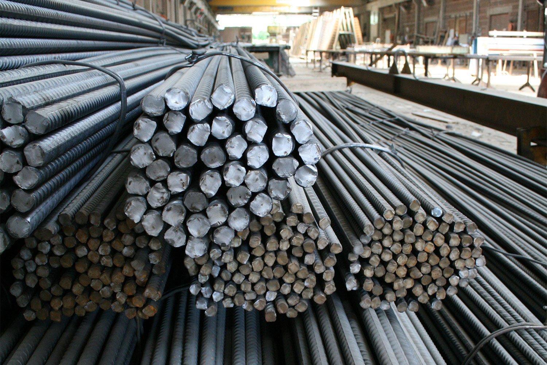 Stahlarmierung fuer Fertigteile